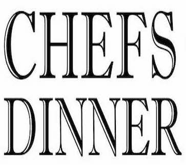 2019 Chef's Dinner – Reserve Your Tickets Today!!