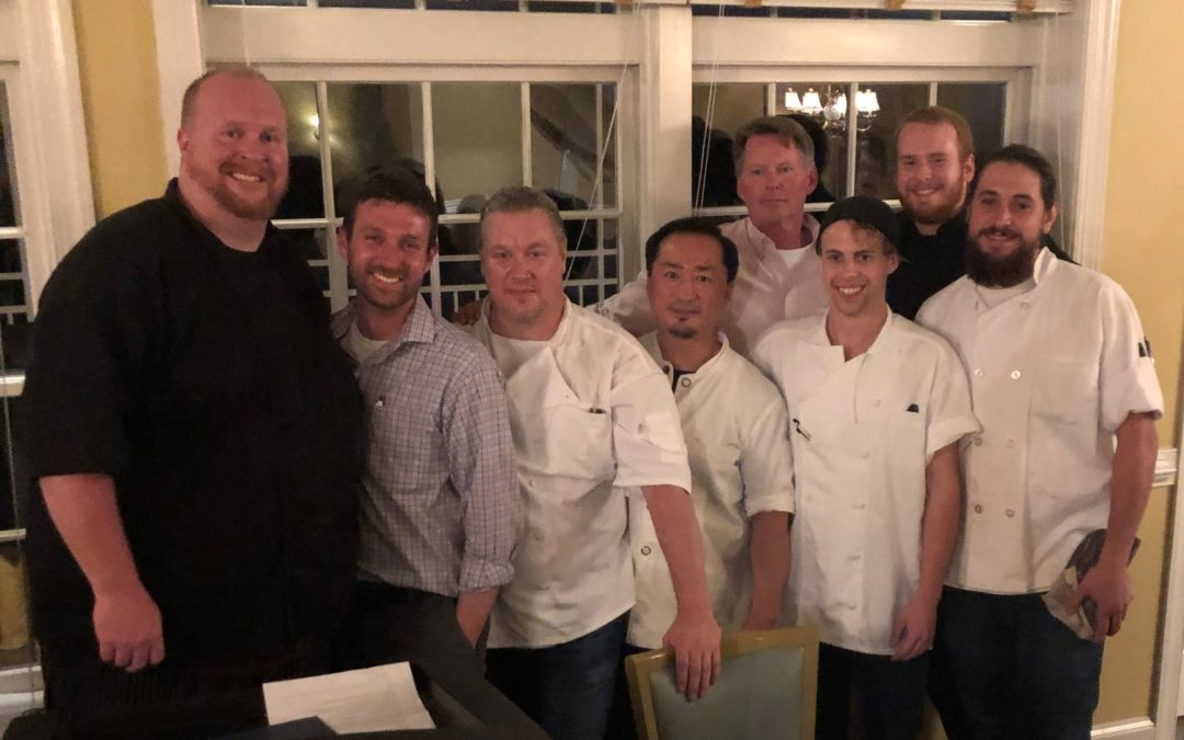 7th Annual Chefs Dinner