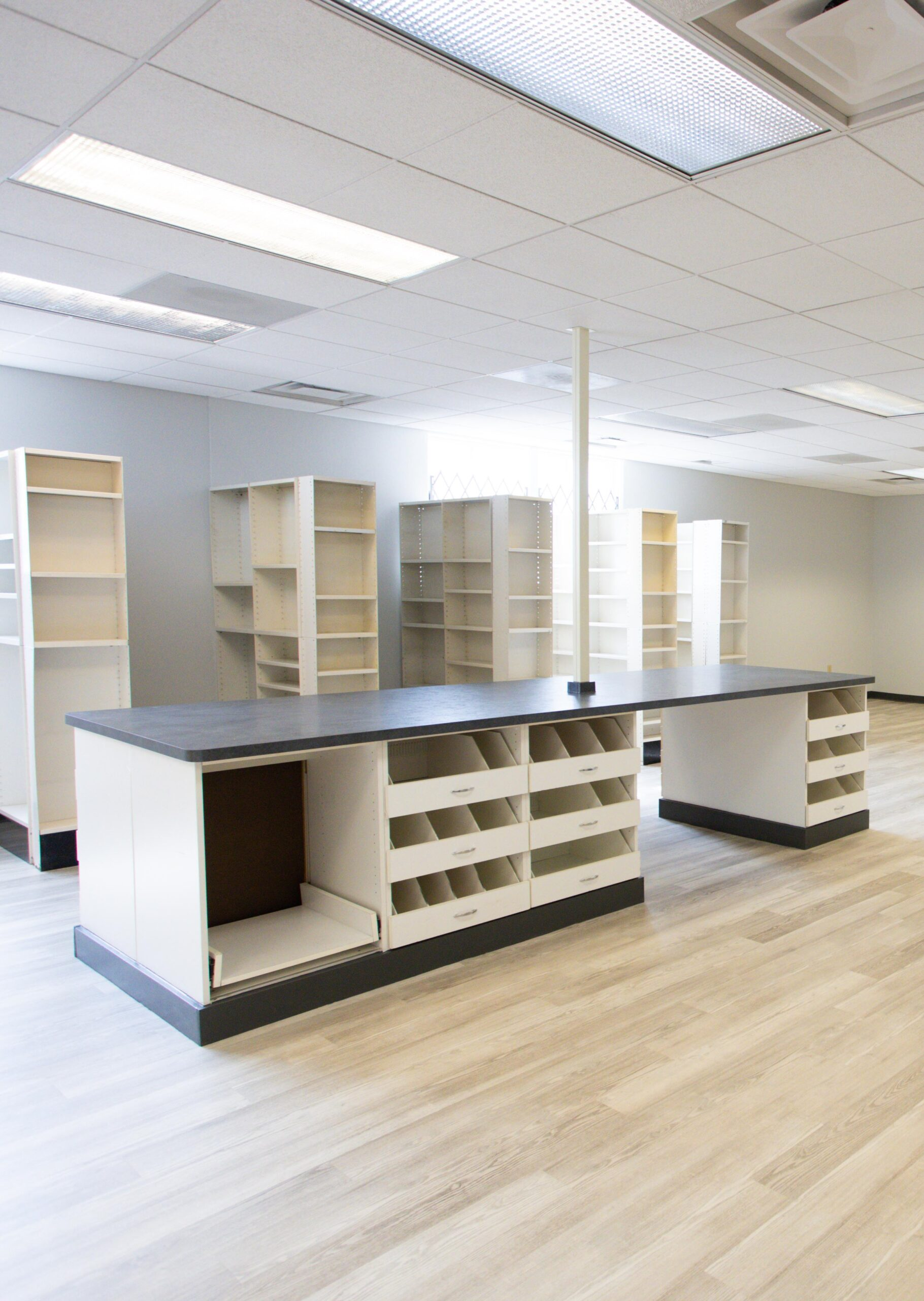 Inside our new Pharmacy renovation