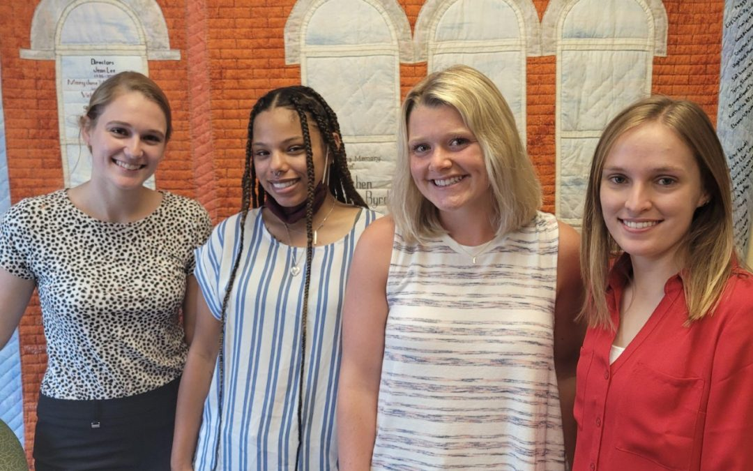 Summer Volunteers: Making A Difference